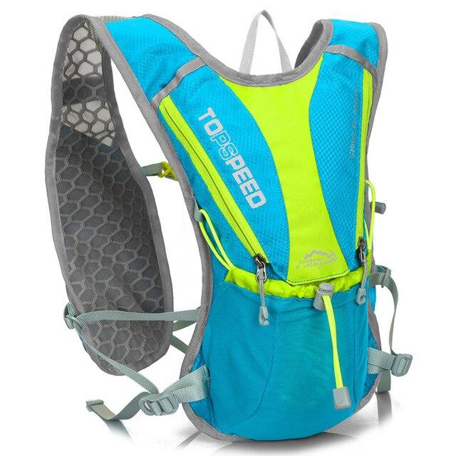 a173a0991 Sacos pequenos sacos de hidratação da bexiga água esportes ultraleve bicicleta  bolsa equipamento equitação correndo jogging ciclismo mochila