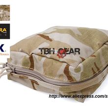 TMC Tactical MOLLE Utility Pouch Small USA Multicam Arid Dump Pouch(SKU12050717)