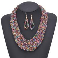 Bohemian Jewelry Sets Weave...