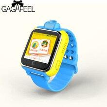 Gagafeel niños smart watch con el perseguidor del gps para android niño reloj de pulsera anti perdida monit inteligente relojes para niños niñas
