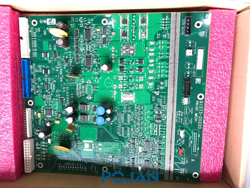 Q1273-69269 Q1273-69055 FOR Design Jet 4000 Series Printmech PC Board Plotter parts free shipping