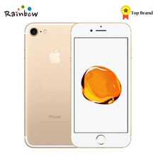 Apple iPhone 7 4G LTE Cell Phone 32/128GB/256GB IOS 12.0MP + 7.0MP Camera Quad-Core Fingerprint 4.7