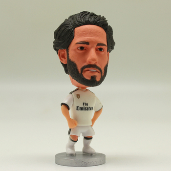 Soccer Star 22# ISCO (RM-2017) 2.5 Action Dolls Figurine muñeco buffon