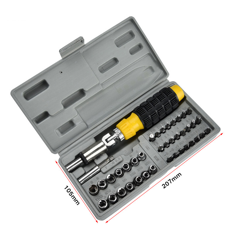 41 Pcs Multi Functional Precision Screwdriver Set Boxed