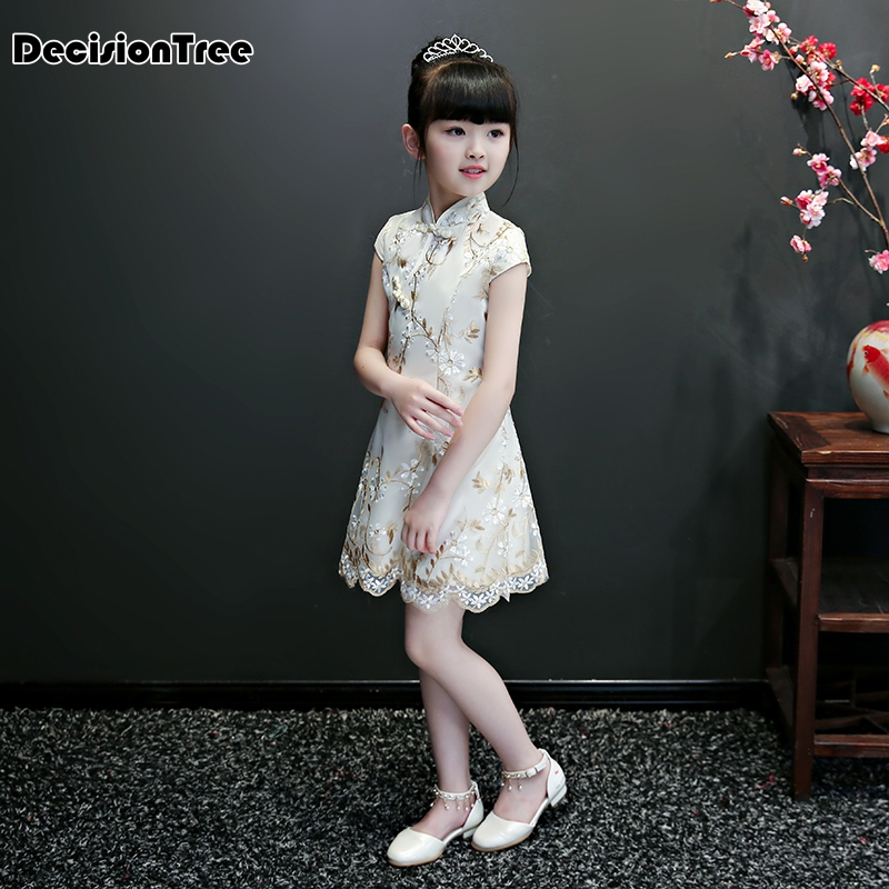 2019 nouvelle robe tulle gris bébé fleur fille robe de mariée moelleux robe de bal anniversaire soirée bal vêtements tutu robe de soirée
