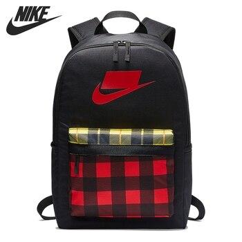 Original New Arrival  NIKE NK HERITAGE BKPK - 2.0 AOP Unisex  Backpacks Sports Bags
