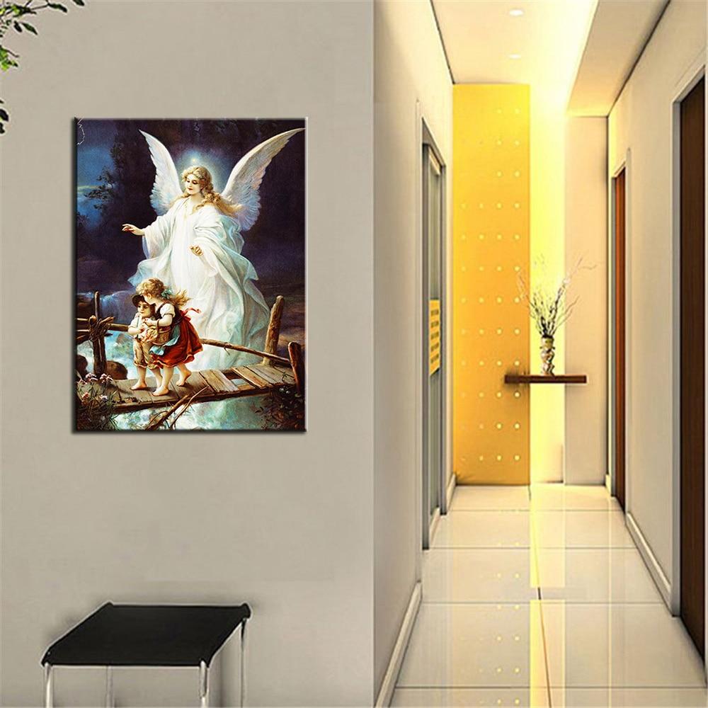 Aliexpress.com : Buy Diamond Embroidery Painting Wall Art Canvas ...
