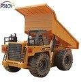2.4 г RC грузовик сплав 6 канал удаленного управления шахта самосвал 4 колеса реалистичные длительного многофункциональный подарок для детей