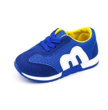 Top Selling Children Shoes Boys And Girls Fashion Sports Casual Shoes Kids Breathable Sneakers Baby Toddler Shoes Drop Shipping цены онлайн