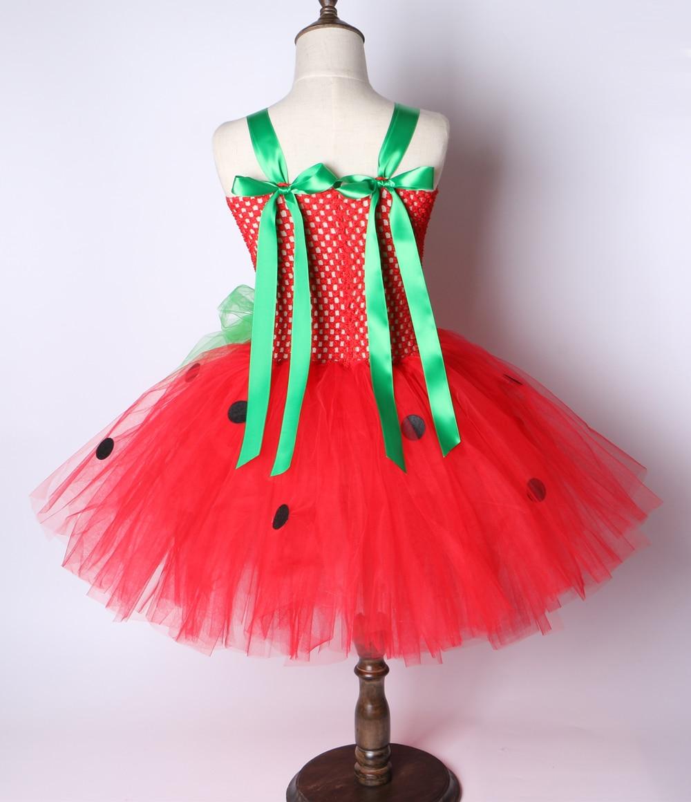 Strawberry Shortcake Girls Tutu Skirt Blue Size 3y Up Halloween Holidays Skirts