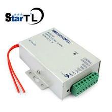 Dc 12v3a 3a/5a tempo de atraso ajustável AC90V-260V entrada não/nc saída 12vdc interruptor de alimentação de controle acesso