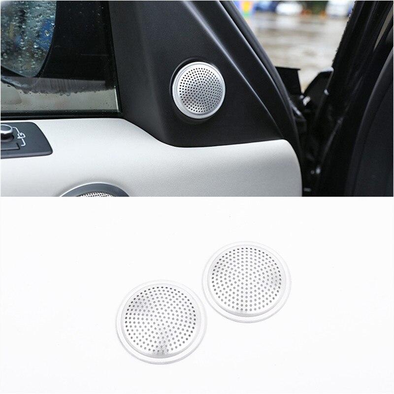 1998 Land Rover Rangerover 2 5 Dse Blue Car For Sale: Aluminium Alloy Car Door Stereo Audio Speaker Net Cover