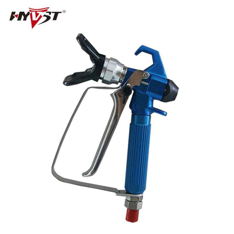 Hot Sale Airbrush 3625psi Airless Paint Spray Gun For Ftx Sprayer Gun 4 Finger With1 4 Nps