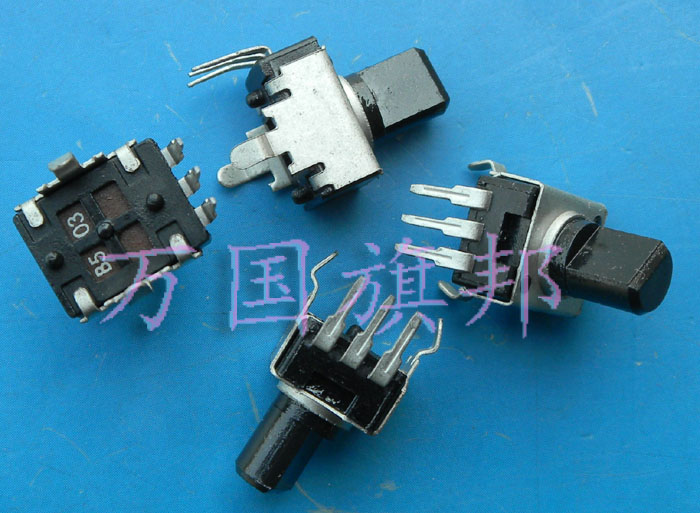 Free Delivery.09320902 - 09 Year Potentiometer B503 50 B50K K Small Vertical Shaft Half