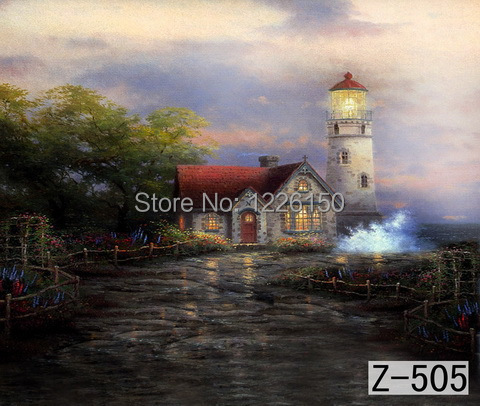 Mysterious scenic Backdrop z-505,10ft x20ft Hand Painted Photography Background,estudio fotografico,backgrounds for photo studio bright full moon 8 x12 cp computer painted scenic photography background photo studio backdrop dt sl 196
