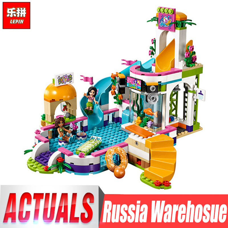 Model Building Lower Price with 644pcs Friends Girl Series Pop Star House Compatibie Legoings Building Blocks Toy Kit Diy Educational Children Birthday Gifts Factory Direct Selling Price