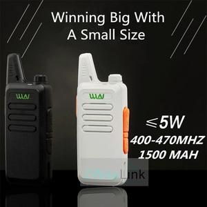 Image 4 - 2 قطعة WLN KD C1 راديو صغير 5 واط اسلكية تخاطب UHF اتجاهين أجهزة الراديو RT22 ZT X6 مفيد صغير 5 واط لحم الخنزير راديو KD C2 ترقية الإصدار رخيصة الساخن
