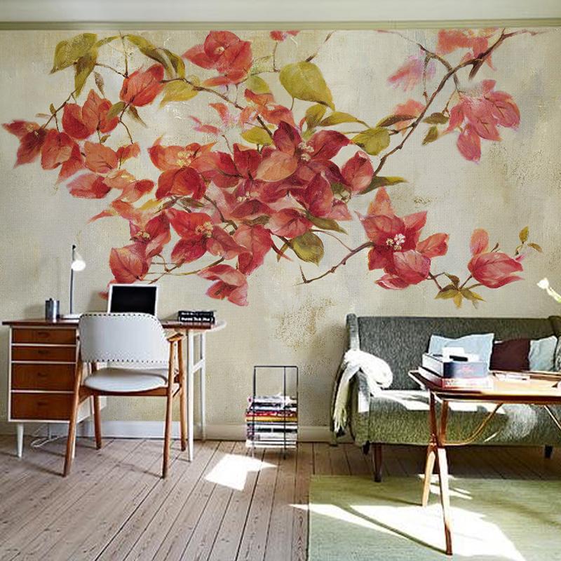 Online get cheap papel pintado pintura al leo aliexpress - Papel pintado a mano ...