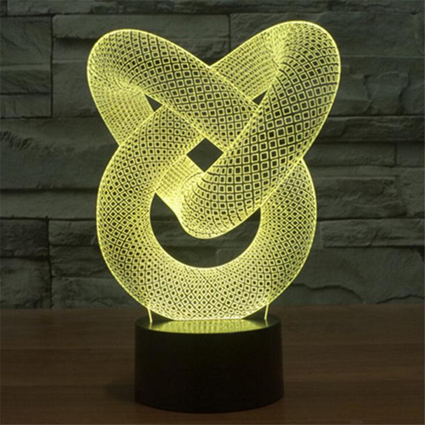 Night Lamp LED 3D Desk Lamp Abajur Para Touch USB Table Lamp 7 colors for Children's Night Light Lava Lamp Luminaria de mesa avengers hulk led night light 3d lamp luminaria de mesa lighting toy kids room led usb electronic gadget home decor bed light
