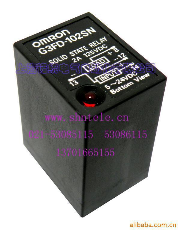 цена на Free Shipping 1pcs/lot Original   solid state relays G3FD-102SN