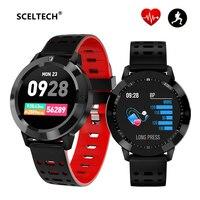 SCELTECH CF58 Fitness bracelet Waterproof support Heart Rate Blood Pressure Oxygen monitoring Multi Sports modes Smart Watch