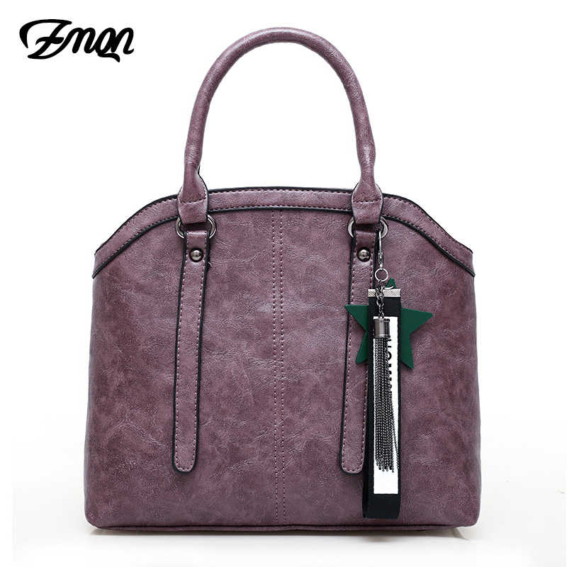 063121683c7b ... ZMQN Handbags Women Hand Bag 3 Sets 2018 Vintage Combination Crossbody  Bag for Women PU Leather ...