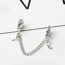 Sliver Plated Original Pandora Bracelet Necklace