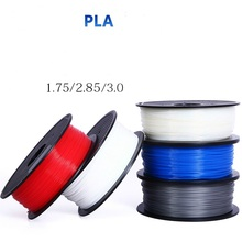 3d printer filament PLA 1.75/2.85/3mm filament 1KG
