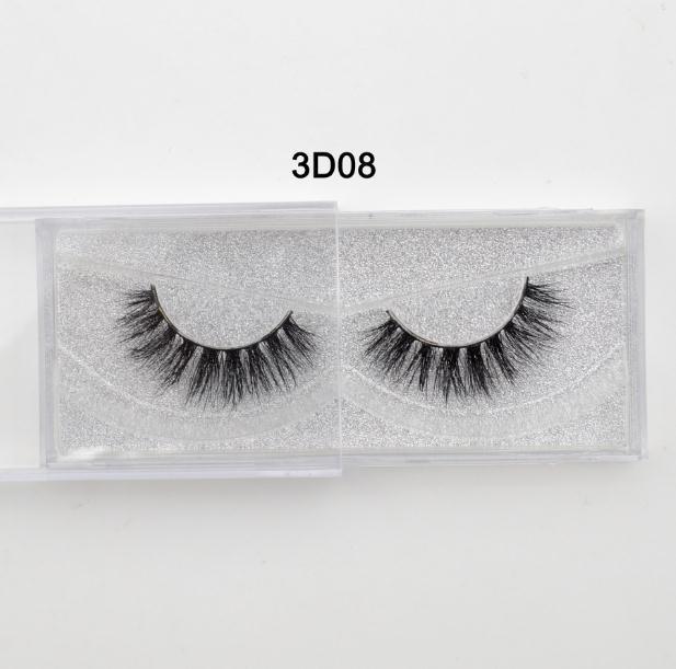 1659f47eb5e קנו יסודות היופי | Visofree eyelashes 3D mink eyelashes long lasting ...