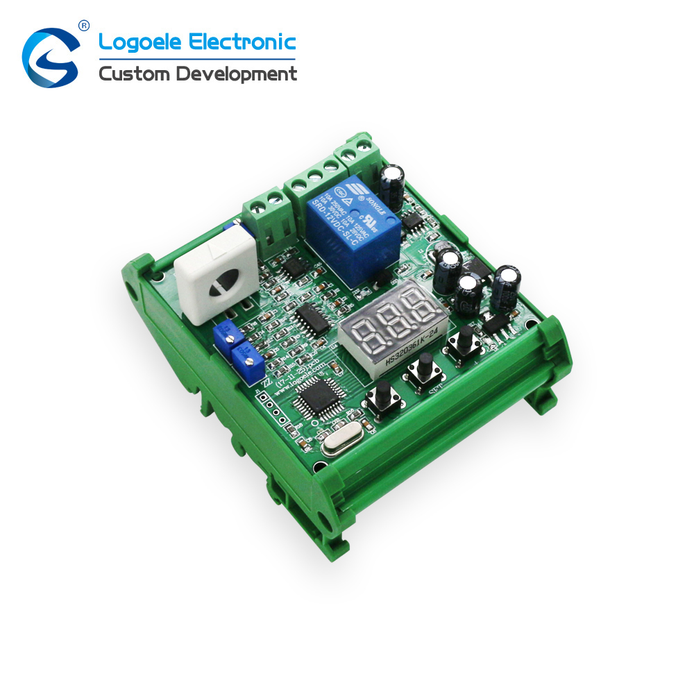 High quality DC 0-10A/DC 0-50A Current linearity detection shows the sensor module image