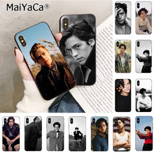 Maiyaca American TV Riverdale Cole Sprouse Novelty Fundas Phone Case Cover For iPhone 8 7 6 6S Plus X XS XR XSMax 5 5s SE 5c(China)