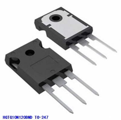 4pcs/lot <font><b>10N120BND</b></font> HGTG10N120BND <font><b>10N120BND</b></font> 1200V 10A TO-247 In Stock image