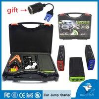 MiniFish Meistverkauften Produkte 68000 mAh Ladegerät Tragbare Mini-Auto Starthilfe Booster Energienbank Für Eine 12 V auto