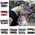 Newborn Hot Sale Fashion Handband Elastic Floral For Baby&Mother Comfortable Gum For Hair One Size Accessories Free Shipping
