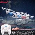 Бесплатная доставка K60 RC Quadcopter 2.4 ГГц 4CH 6-осевой Вертолет 3D флип Один Ключ Возвращение Гул с Камерой HD Прохладный LED свет