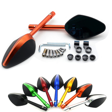 Motorcycle accessories Rearview Mirrors  Back Side Mirror for Yamaha FZ1 8 6 Fazer S2 MT-07 09 T-Max 500 530 XJ6 YZF R1 R6
