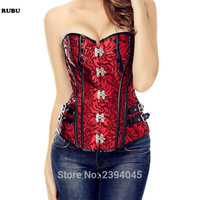 Palazzo in stile sexy di dimagramento mezzo shapewear corsetto girly gotico Plus Size corsetto steampunk lenceria sexy