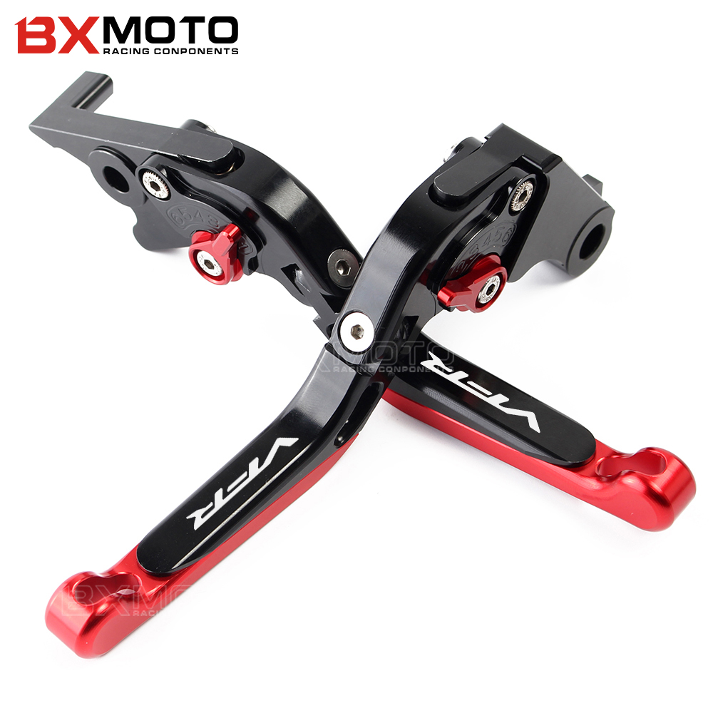 Motorcycle accessories handle CNC Brake Clutch Levers For Honda VFR 750 VFR750 1991-1997 VFR 800 F VFR800 F 2002-2015 2016 2017