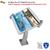 Suporte de parede universal tablet pc anti-roubo suporte de exibição de segurança tablet suporte para 7-10 polegada ipad samsung asus acer huawe