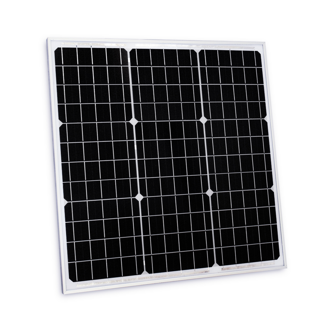 BOGUANG 40W Monocrystalline Solar Module by Mono solar cell factory cheap selling 12V solar panel for RV Marine Boat use
