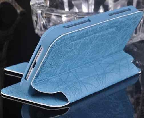 Cargadores de escritorio Alcatel Pop C7 caso de moda de lujo PU de cuero suave funda de silicona para teléfono para 7040 de Alcatel 7041 7041D envío gratis