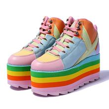 4191fcbe7b Buy rainbow dress shoes and get free shipping on AliExpress.com