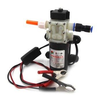 Benzin Profesyonel Elektrikli DC 12 V 24 v Yağ Pompası, dizel Fuel Oil Motor Yağı Extractor Transferi Pompası, Araç Pille