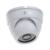 Gadinan analong metal 24 ir infravermelho day & night câmera de segurança 1000tvl cmos 2.8mm grande lente cctv impermeável ao ar livre câmera