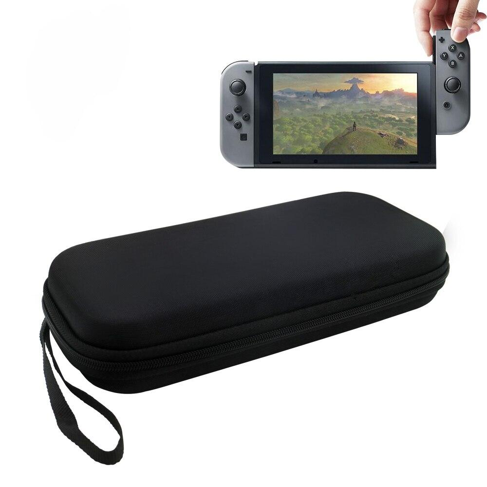 Karte til Travel Case Beskyttende Opbevaringspose til Nintendo Switch med 14 Card Slots