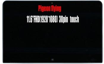 "Original LXL for lenovo Thinkpad X1 helix laptop LCD screen 11.6""FHD(1920*1080)30pin touchFRU 04X0374 04X0373"