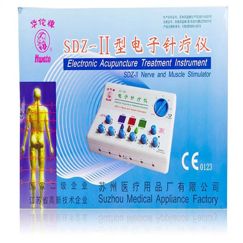 2017 New Electro Acupuncture Stimulator SDZ-II 6 Channels Output Electronic Stimulation massage and pain reliever machine  цены