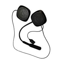 MH03 Sepeda Motor Scooter Intercom Nirkabel Bluetooth Headphone Bluetooth Sepeda Motor Helm Headset Stereo Speaker(China)