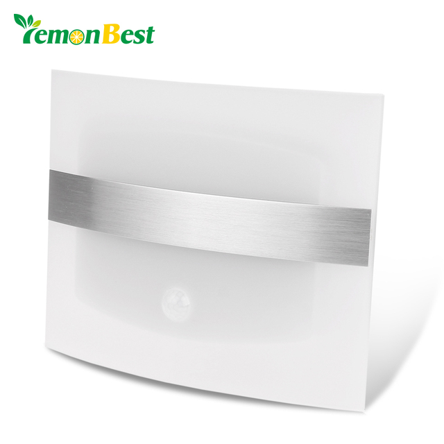 LED Wall Light Motion Sensor Light Indoor/Outdoor Led Wall Light For Home  Wall Lamp