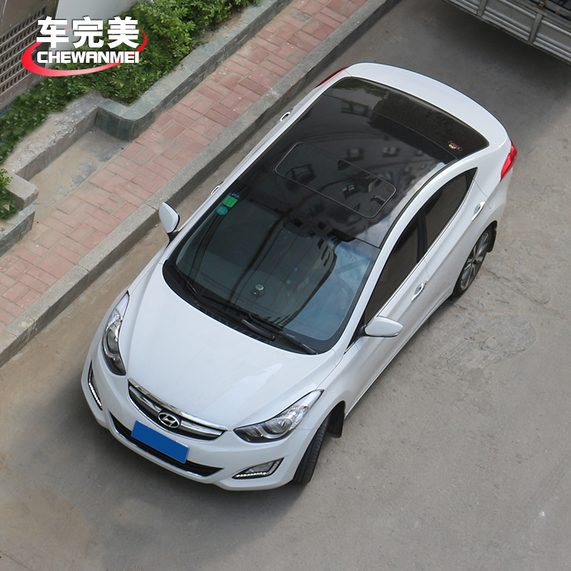 Car Sticker 135x180cm Roof Membrane Panoramic Sunroof